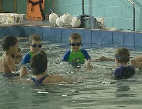 my ece swimming lessons